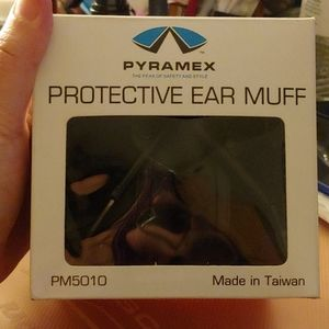 Pyramex protective ear muff